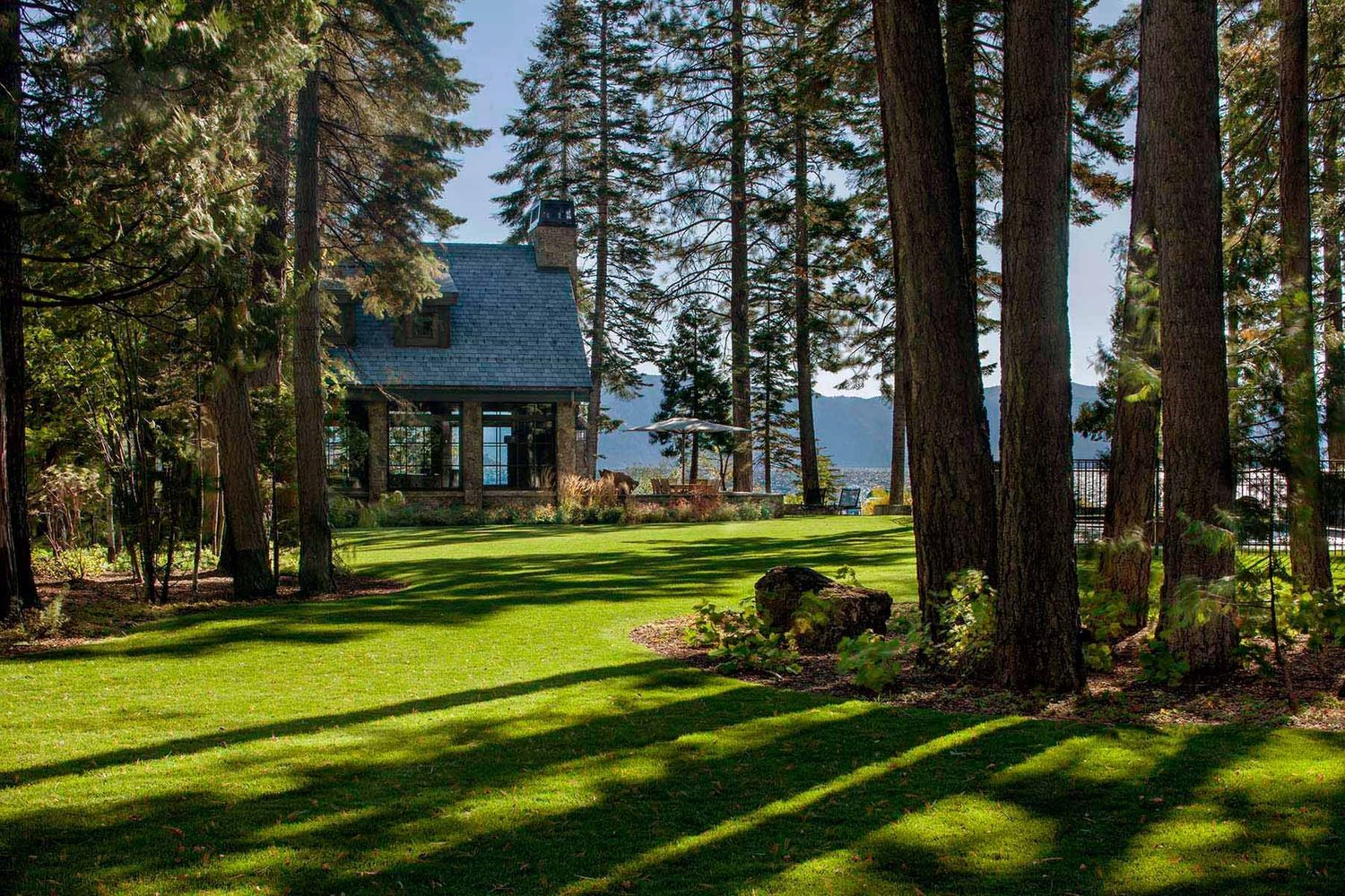 Lake Tahoe Compound