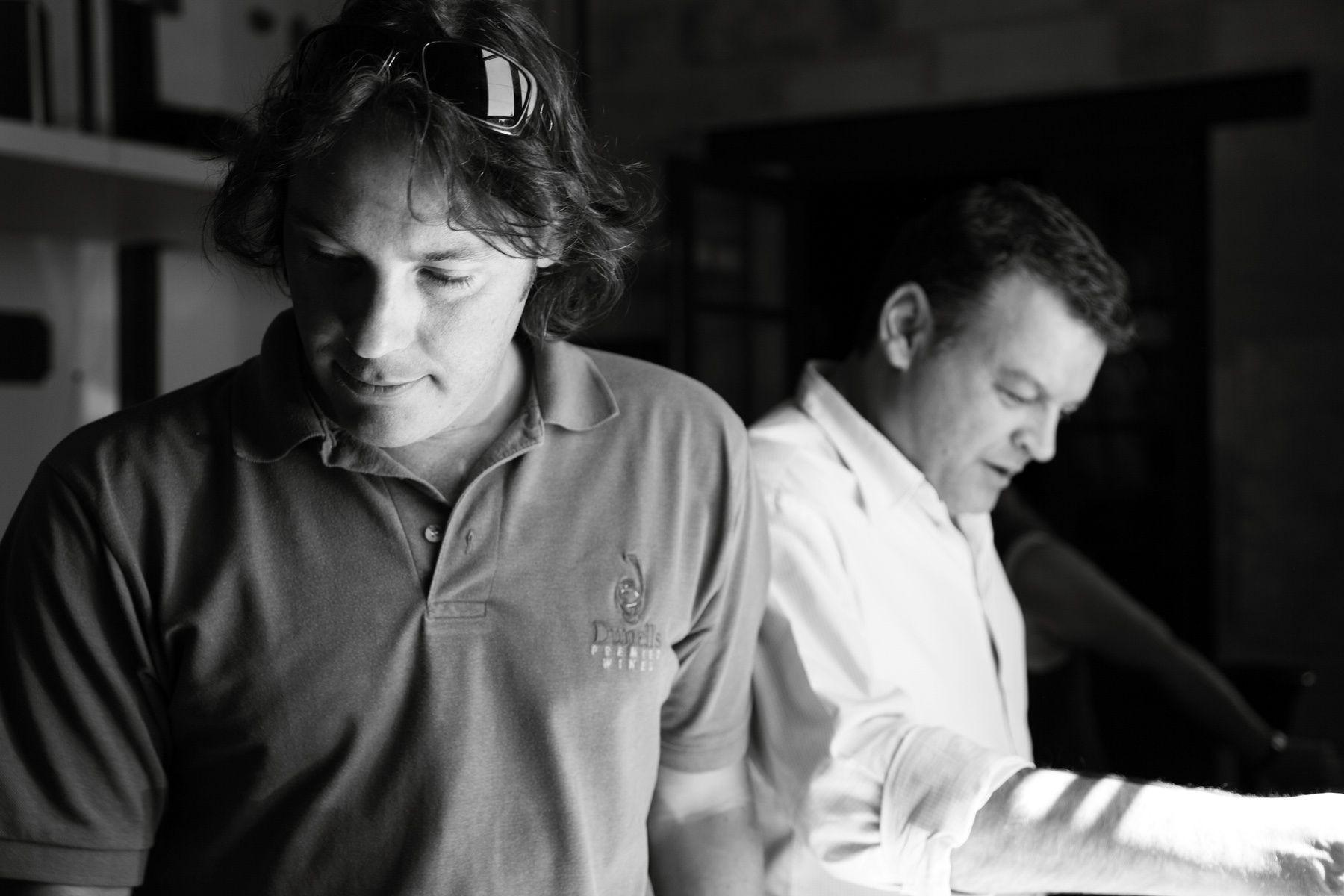 LaithwaitesMark Hoddy & Jean Marc Sauboa