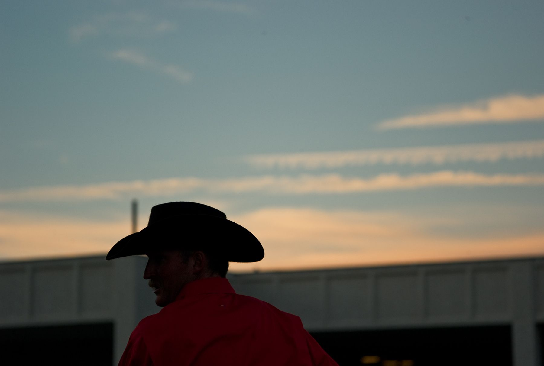 The Working Ranch Cowboys Association annual rodeo in Amarillo, Texas
