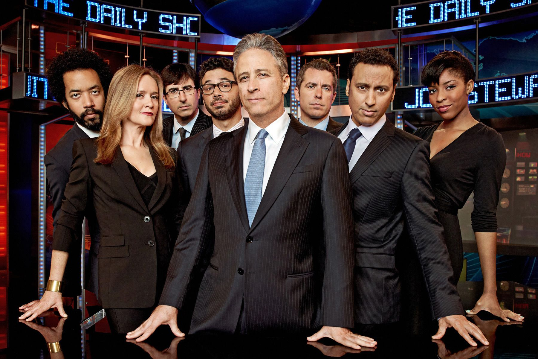 The Daily Show NYC 2012
