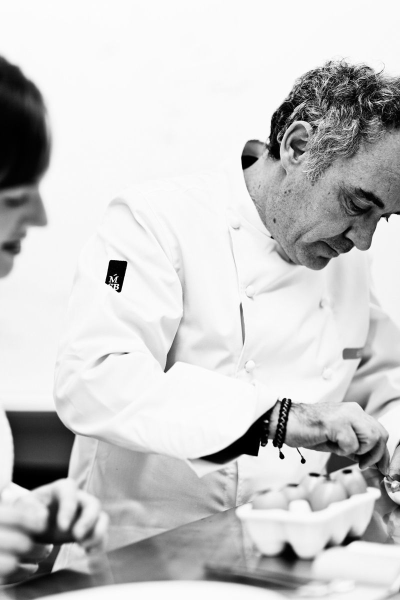 Ferran Adria for Lexus in conjunction with Food + Wine