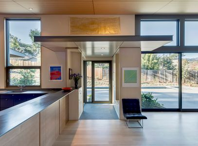 Net Zero Energy Homes in San Francisco, California