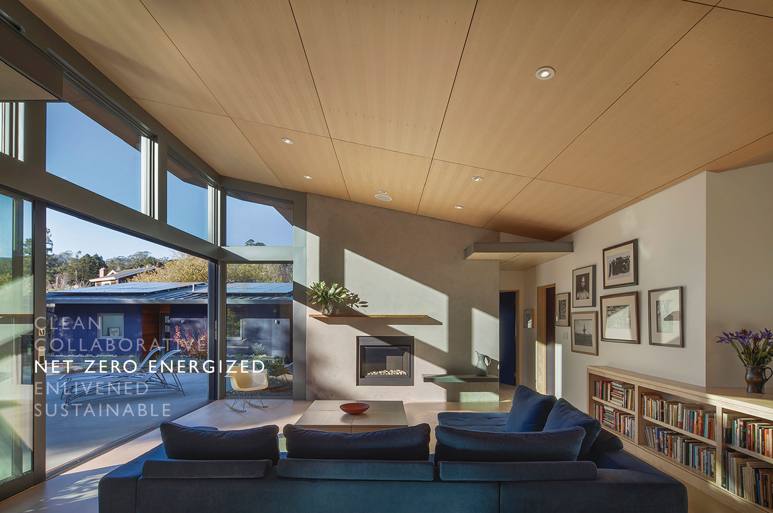 Net Zero Energy Homes in the San Francisco Bay Area
