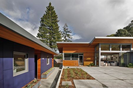 Sustainable Design Architecture in Sausalito, California