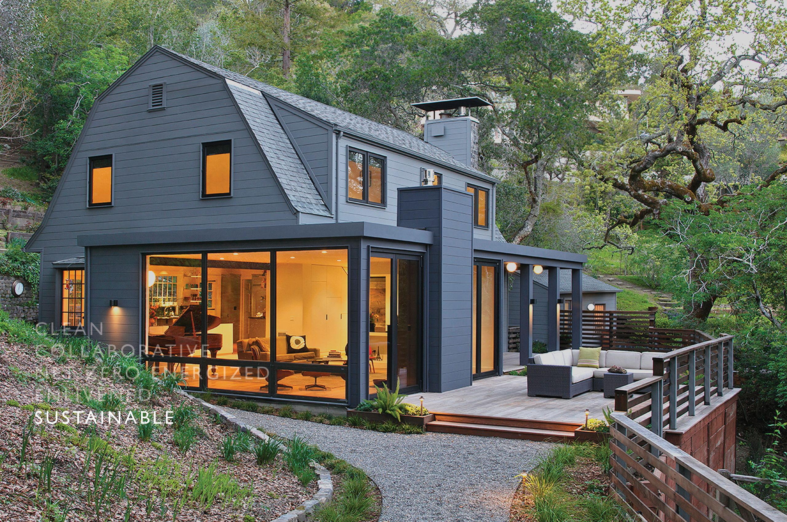 Sustainable Architecture in Marin County, California