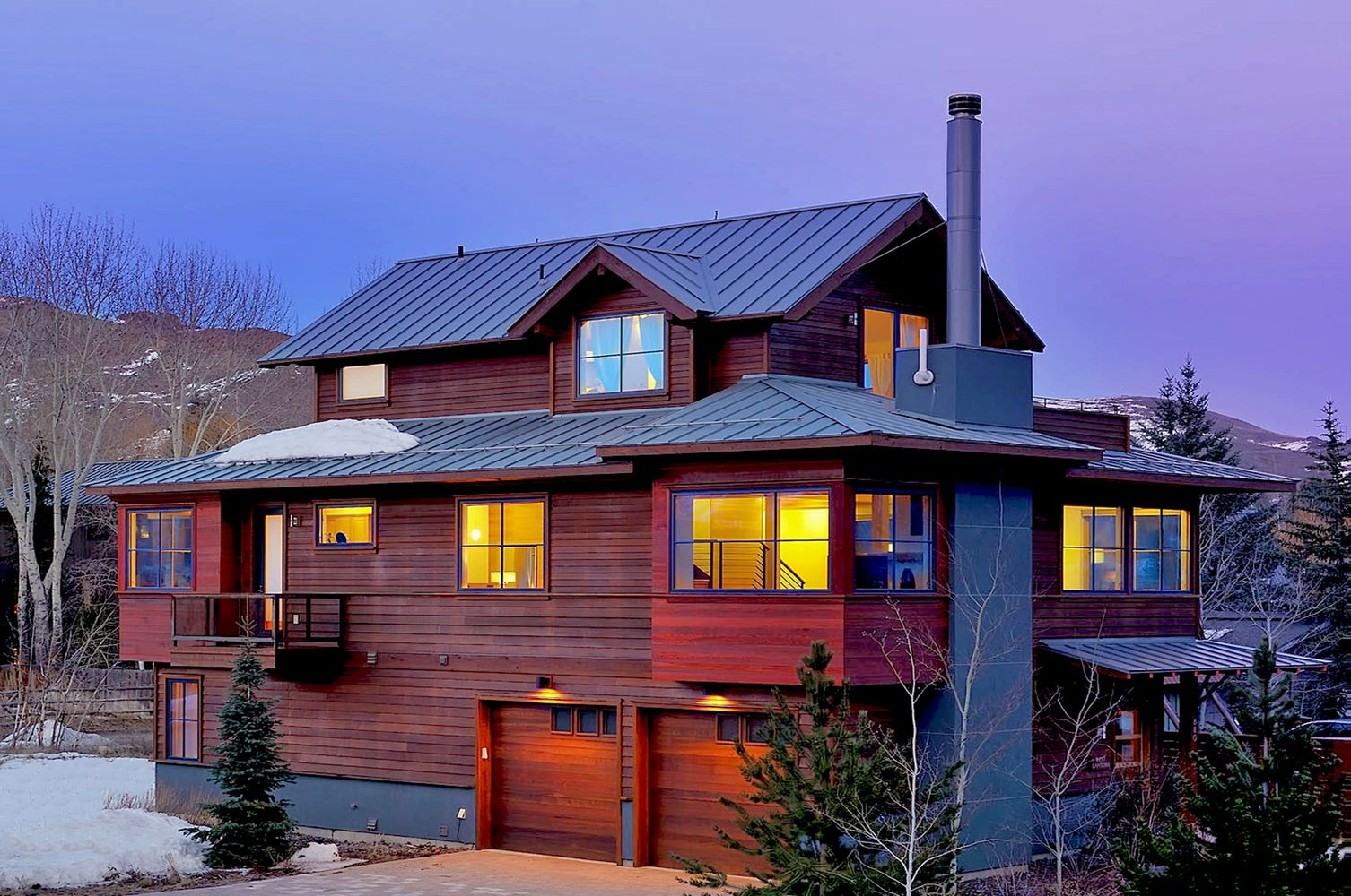 Napa County California Residential Architect