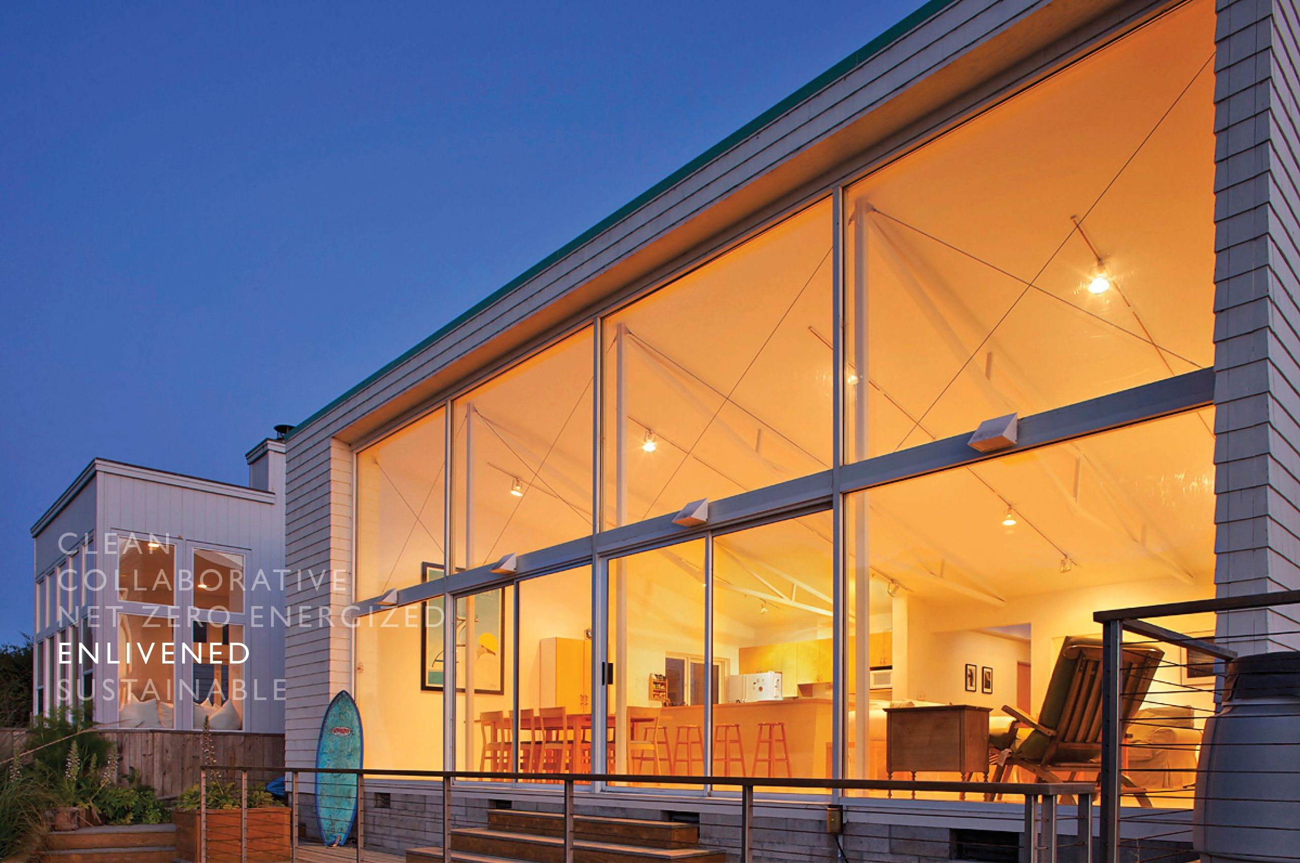Modern Contemporary Residential Architect in the San Francisco Bay Area