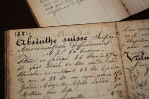 Old Absinthe Family Recipe
