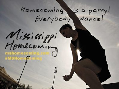 Mississippi Tourism Print Ad Mississippi Homecoming