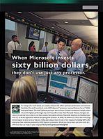 Microsoft Print Ad