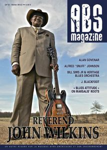 Reverend John Wilkins ABS Magazine Cover Photo