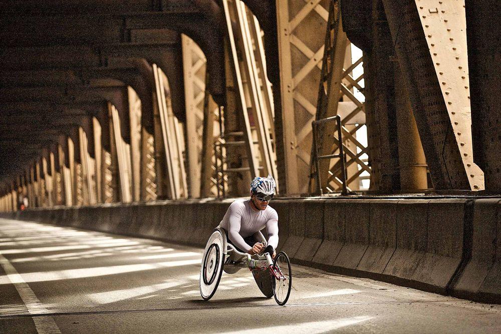 Wheeler in a Bridge