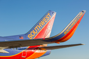 Southwest Airline Airplane