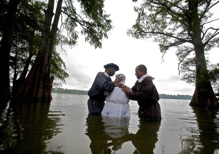 Baptism Moon Lake Mississippi