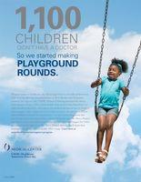 University of Mississippi Medical Center Print Ad