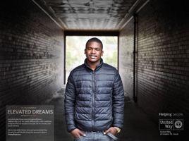 United Way Print Ad Dreams