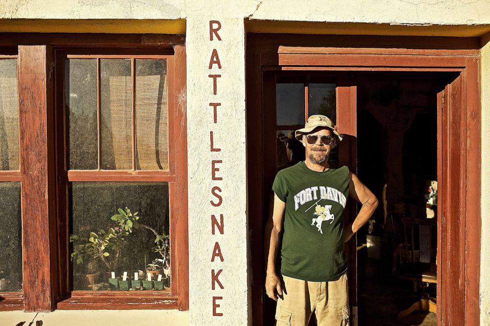Rattlesnake Man