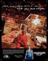 Mississippi Tourism Print Ad Po Monkey