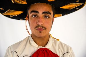 Portrait of a Young Man from Mexico