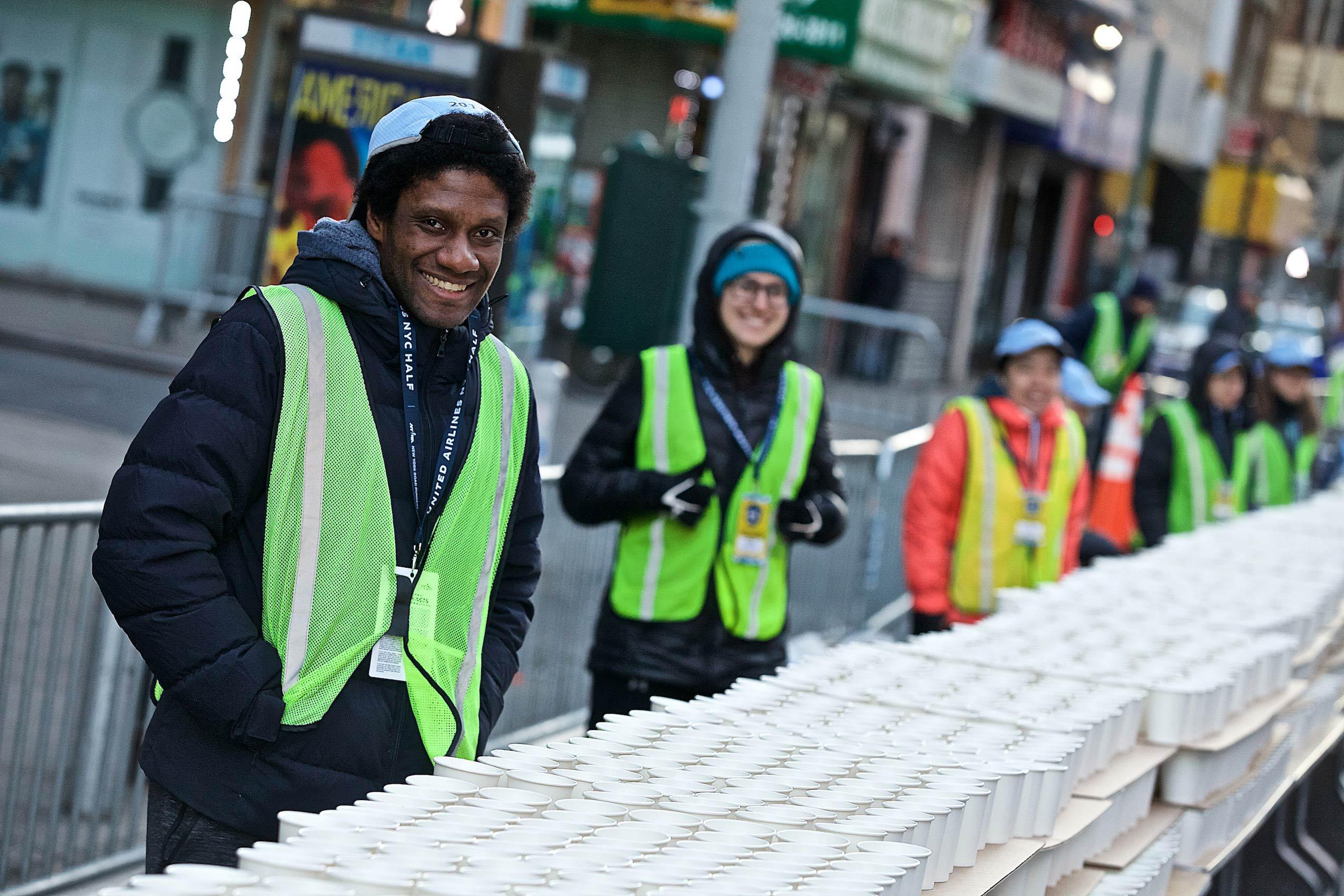 Water Station Volunteers