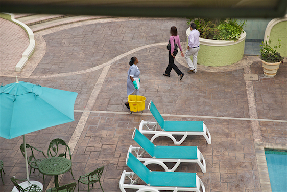 Knutsford Court # 1252 Kingston, Jamaica June