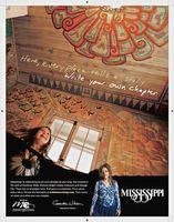 Mississippi Tourism Print Ad