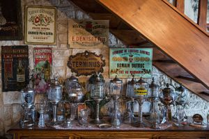 A Collection of Absinthe Fountains