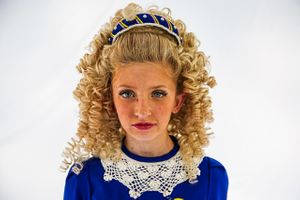 Portrait of a Girl From Ireland