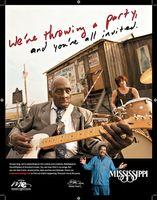 Mississippi Tourism Print Ad Music