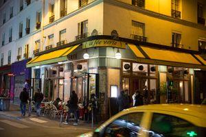 Exterior Photo of La Fee Verte In Paris