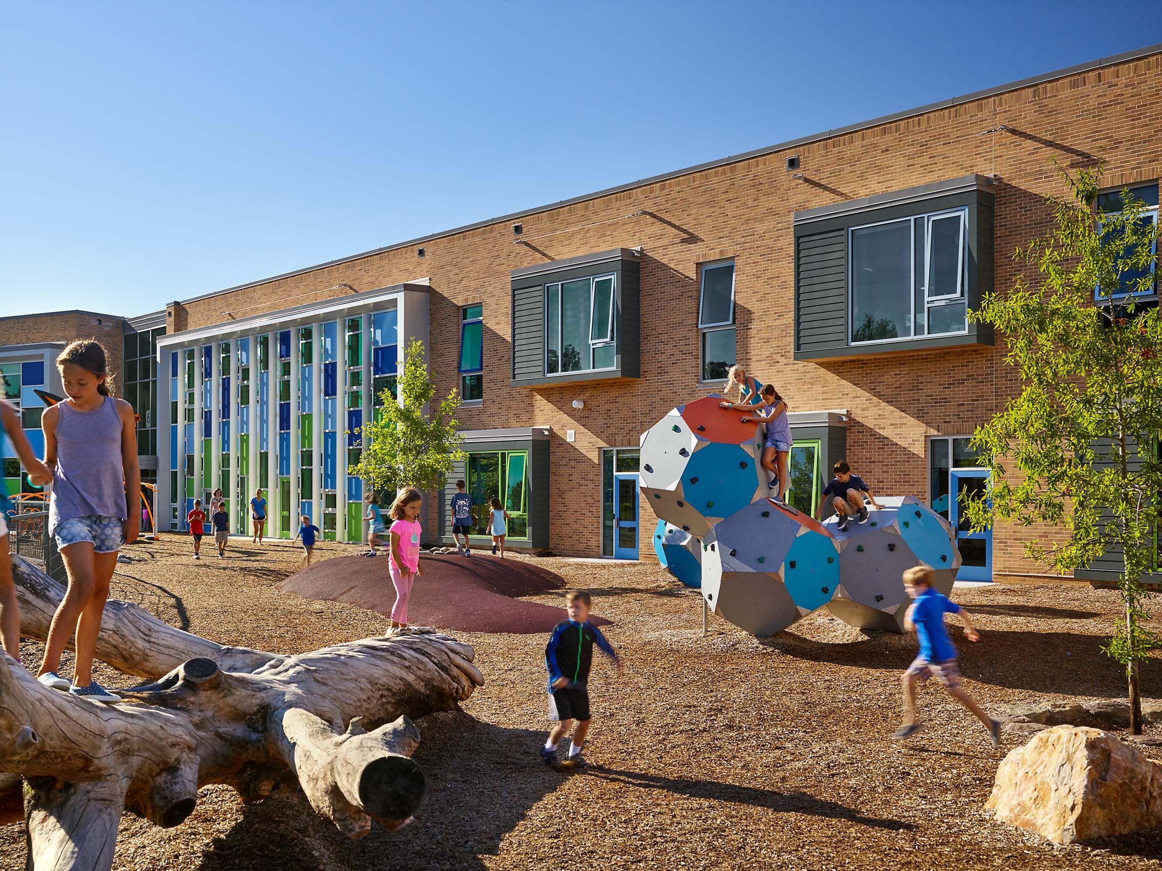 V M D O  ARCHITECTS  .  DISCOVERY ELEMENTARY SCHOOL  .  ARLINGTON  VA