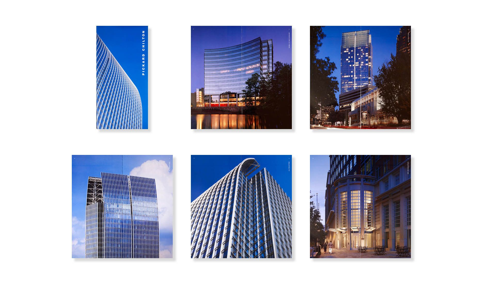 PICKARD CHILTON: BUILDINGS & PROJECTS . 9 SQUARE EDITIONS . CONTRIBUTING PHOTOGRAPHER