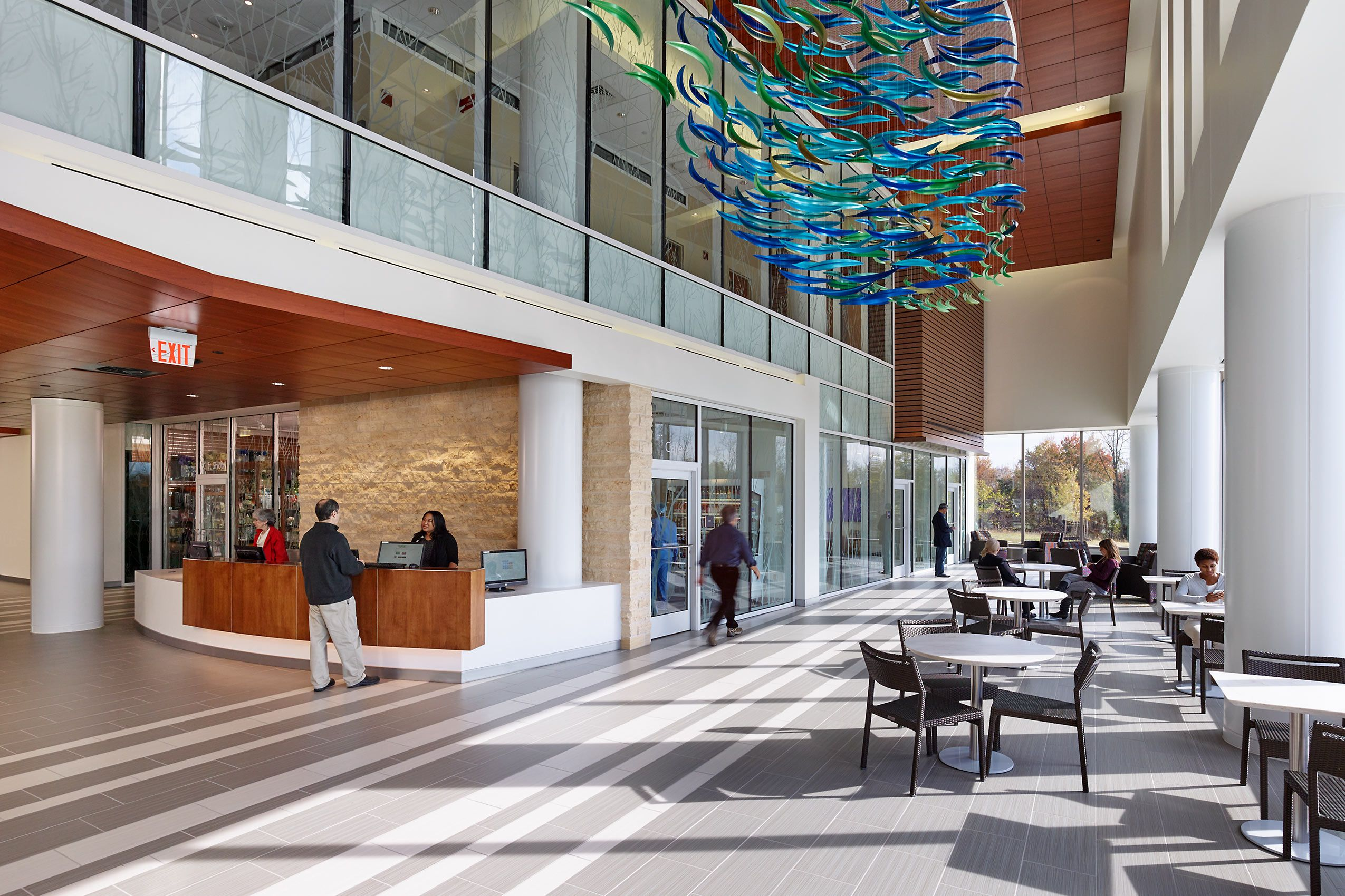SMITHGROUP  .  HOLY CROSS HOSPITAL  ,  GERMANTOWN MD