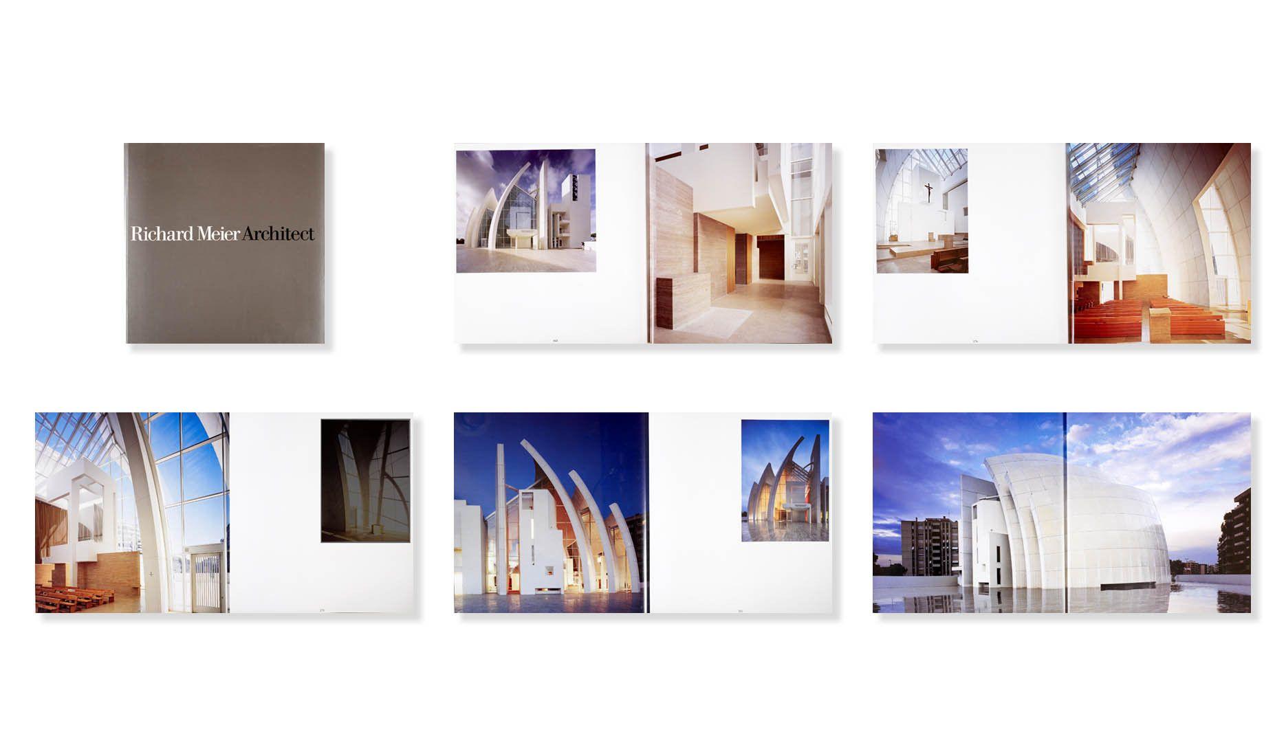 RICHARD MEIER ARCHITECT 2000-2004 . RIZZOLI . CONTRIBUTING PHOTOGRAPHER