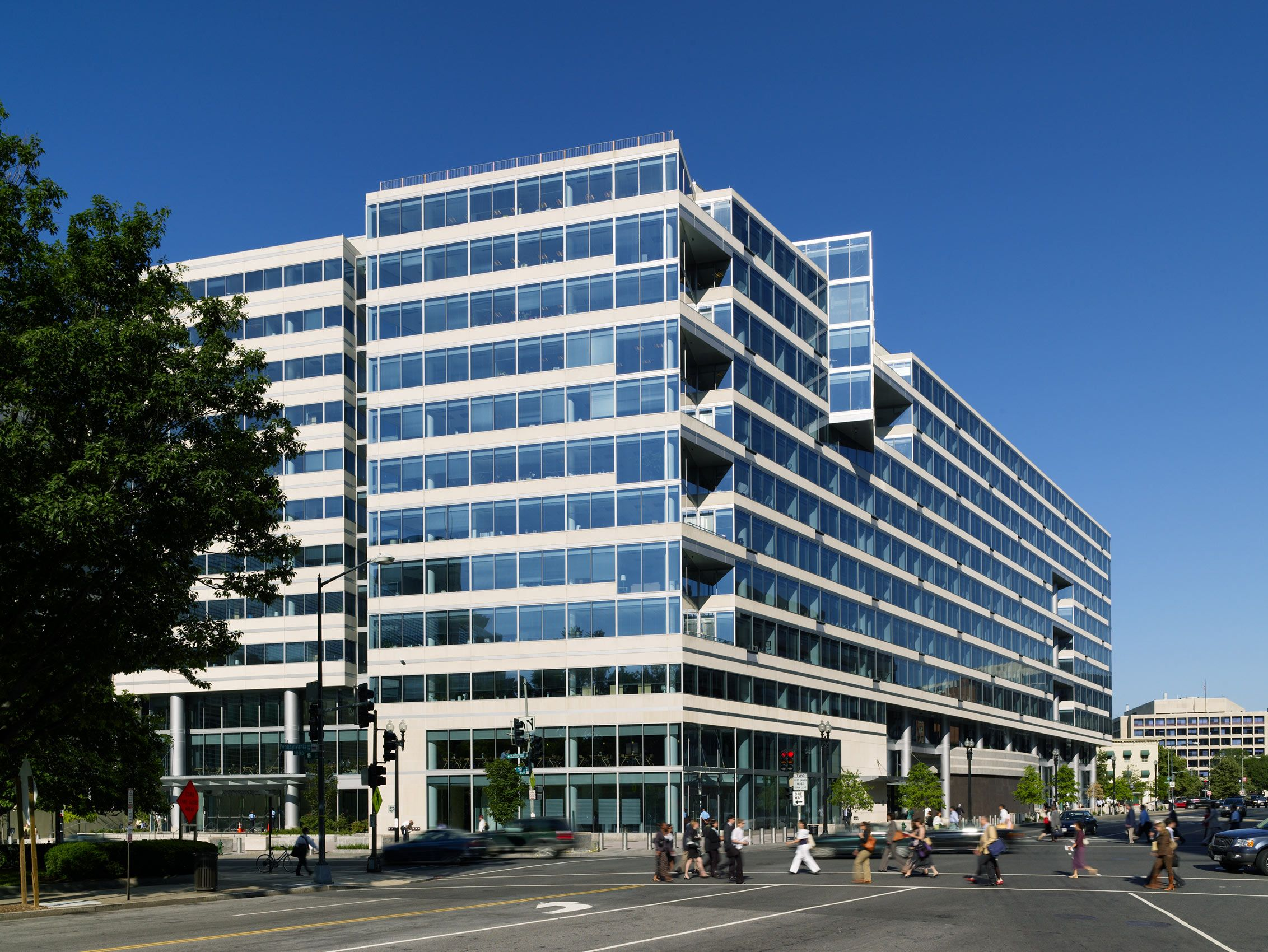 PEI COBB FREED & PARTNERS  .  INTERNATIONAL MONITERY FUND HEADQUARTERS  .  WASHINGTON DC