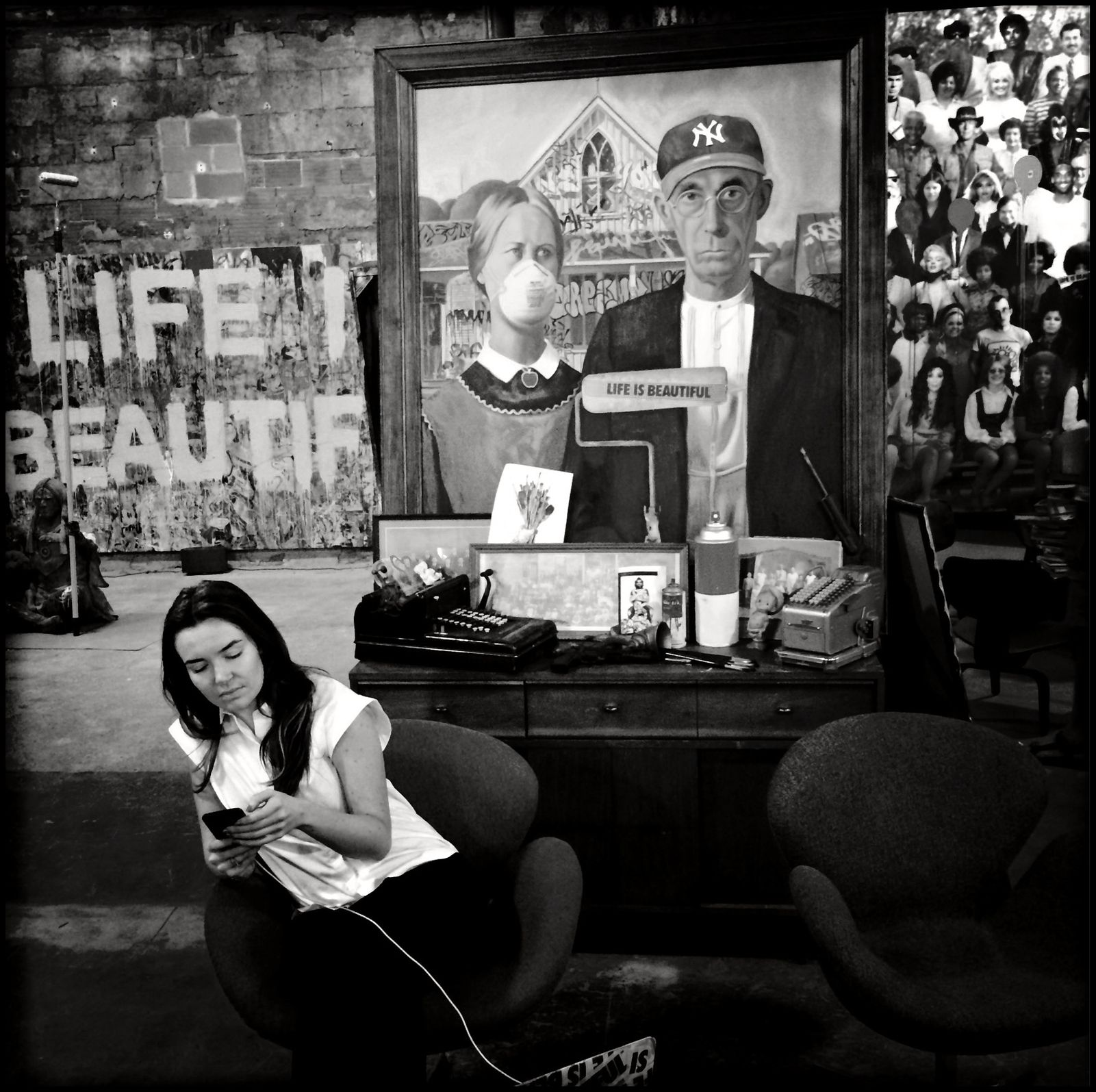Art Gallery - Chelsea, NYC - 06.22.2015