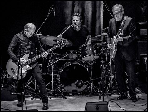 Hot Tuna - Jack Casady, Justin Guip, Jorma Kaukonen - Beacon Theater,  11.20.15