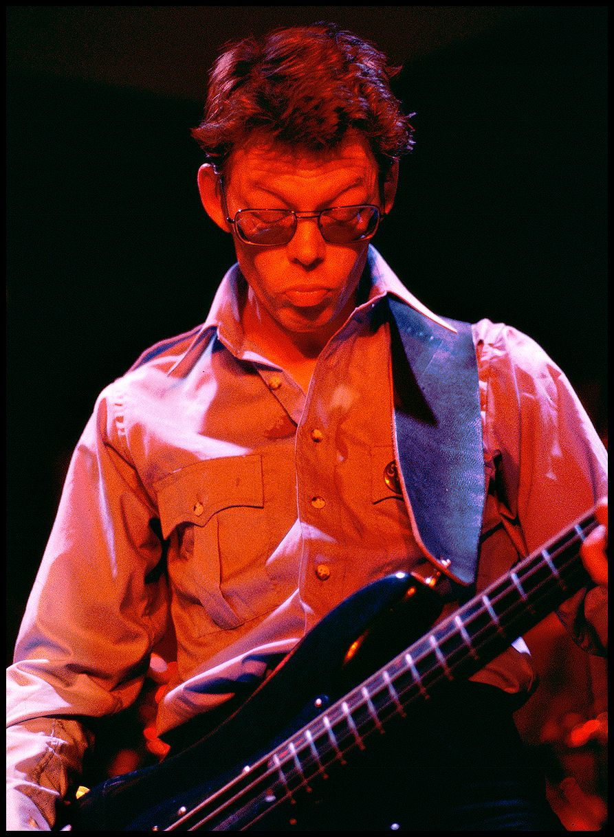 SVT - Jack Casady - April 1979 NYC