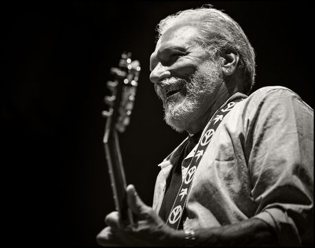 Jorma Kaukonen - Jefferson Airplane Celebration - Lockn' Festival, 9.11.15