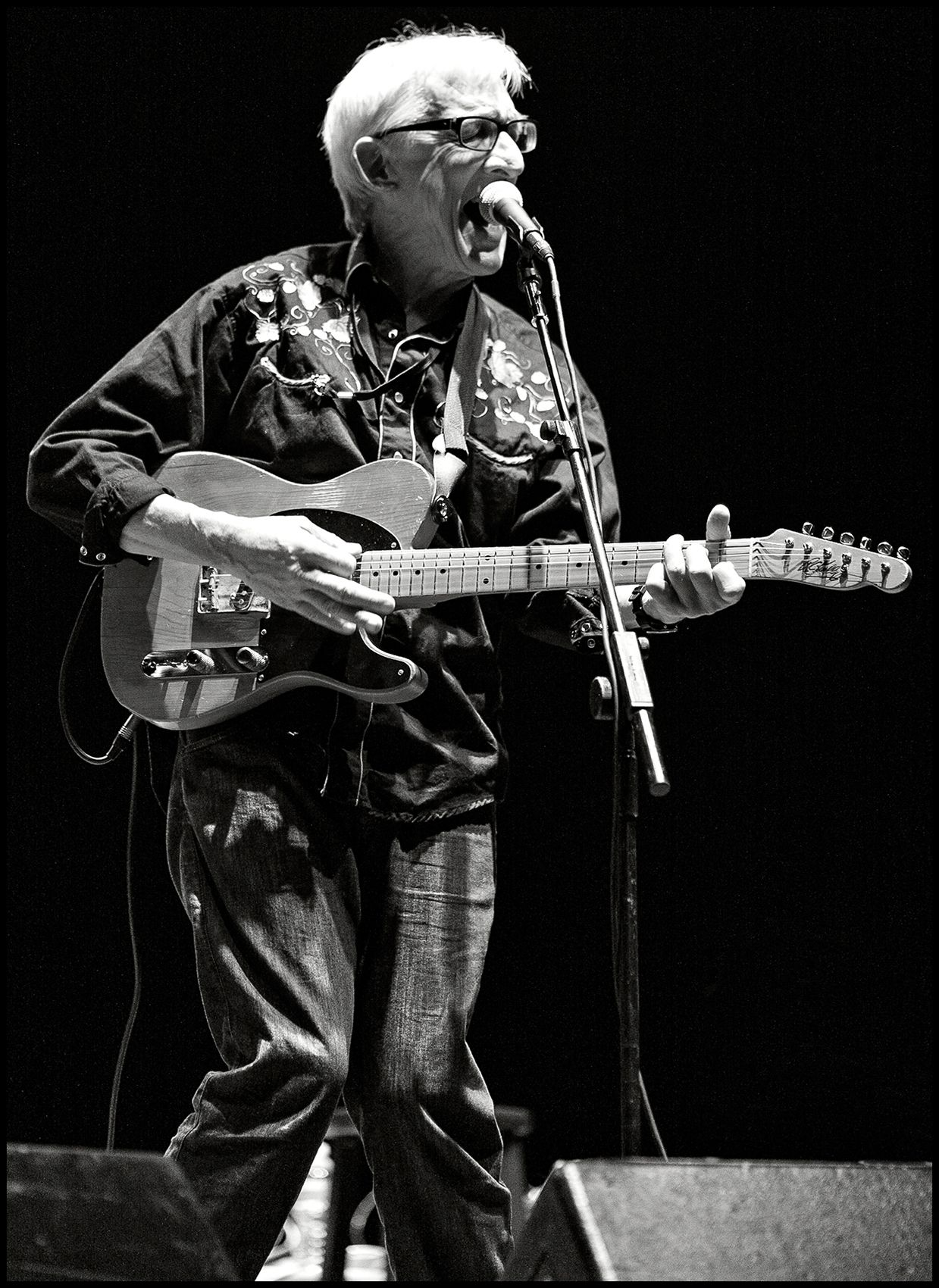 Bill Kirchen - Hot Tuna, Beacon Theater 2012