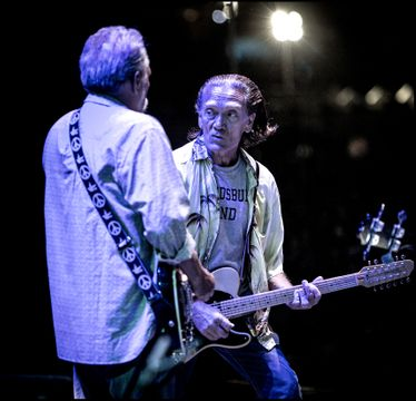 Jorma Kaukonen & G.E. Smith - Jefferson Airplane Celebration - Lockn' Festival, 9.11.15