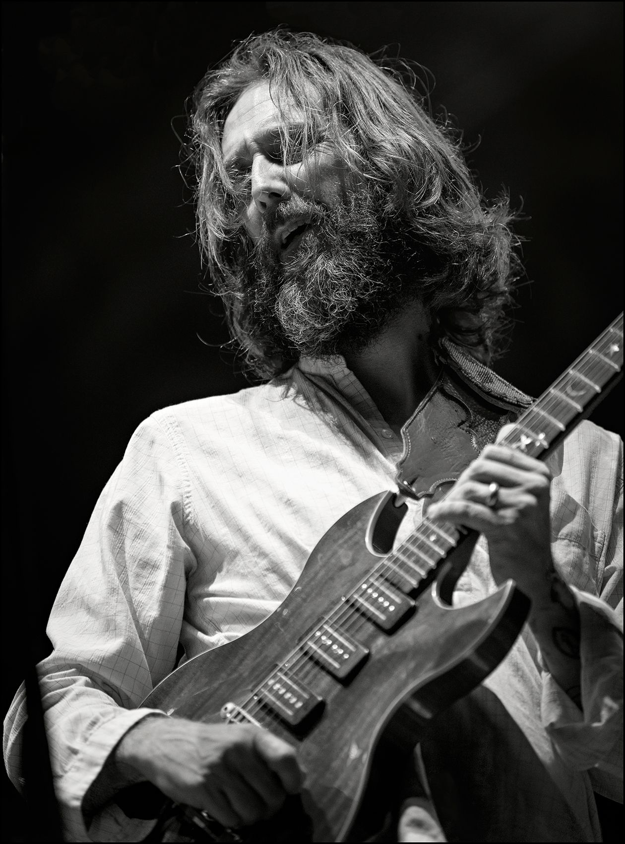 Chris Robinson - Mad Dogs & Englishmen, Lockn' 2015