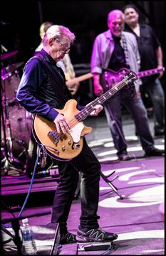 Jack Casady - Jefferson Airplane Celebration - Lockn' Festival, 9.11.15