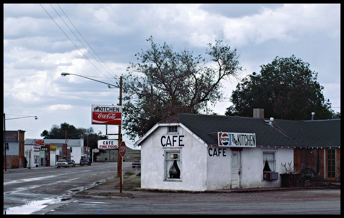 The Kitchen Café - Cheyenne, WY 1978