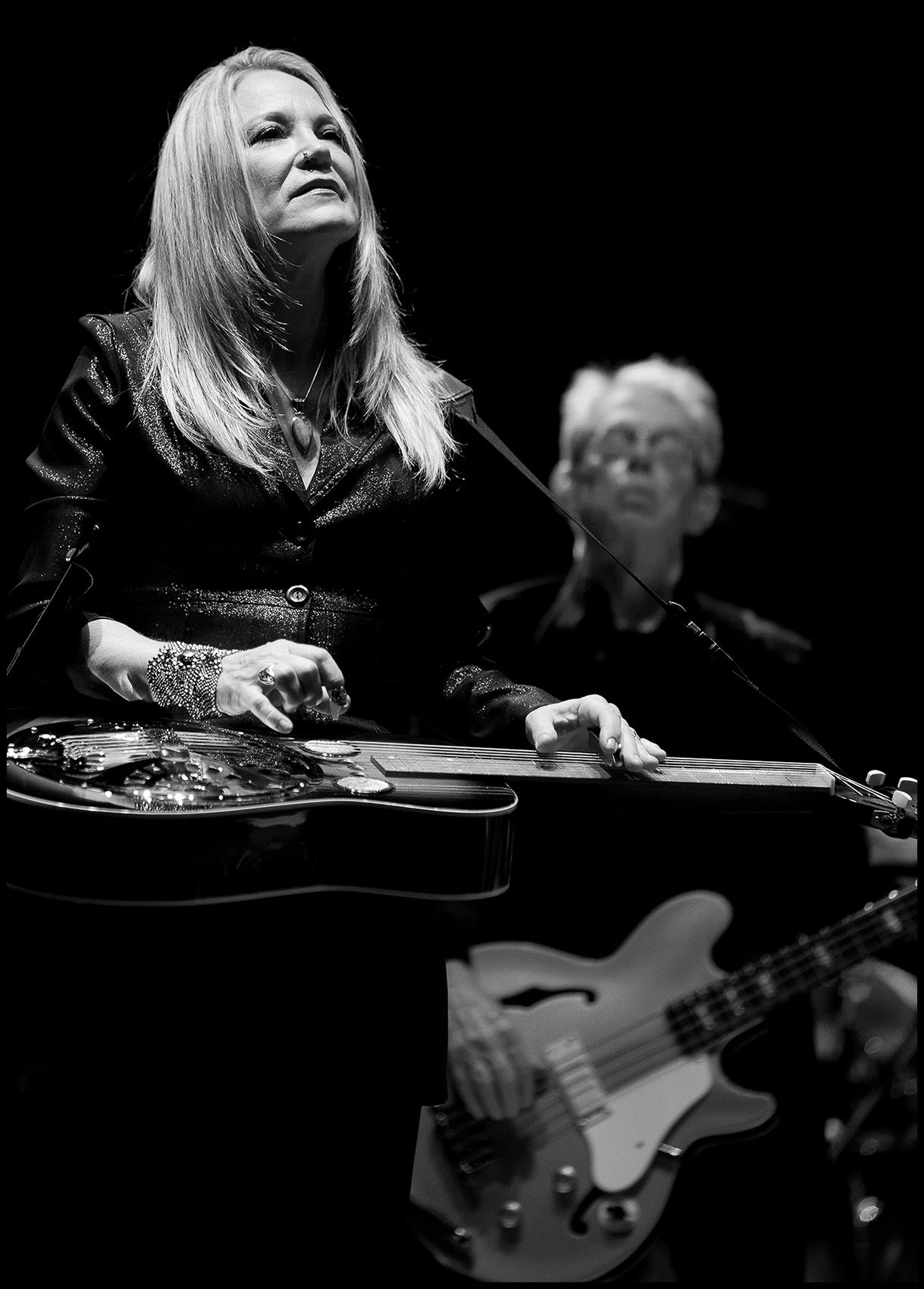 Cindy Cashdollar - Hot Tuna, Beacon Theater 2012