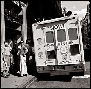 SLOW Mister Softee - NYC