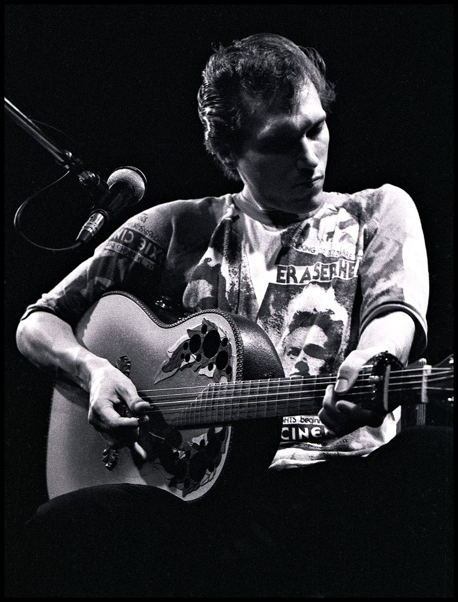Jorma Kaukonen - Paradise Theater - Boston, MA 1979