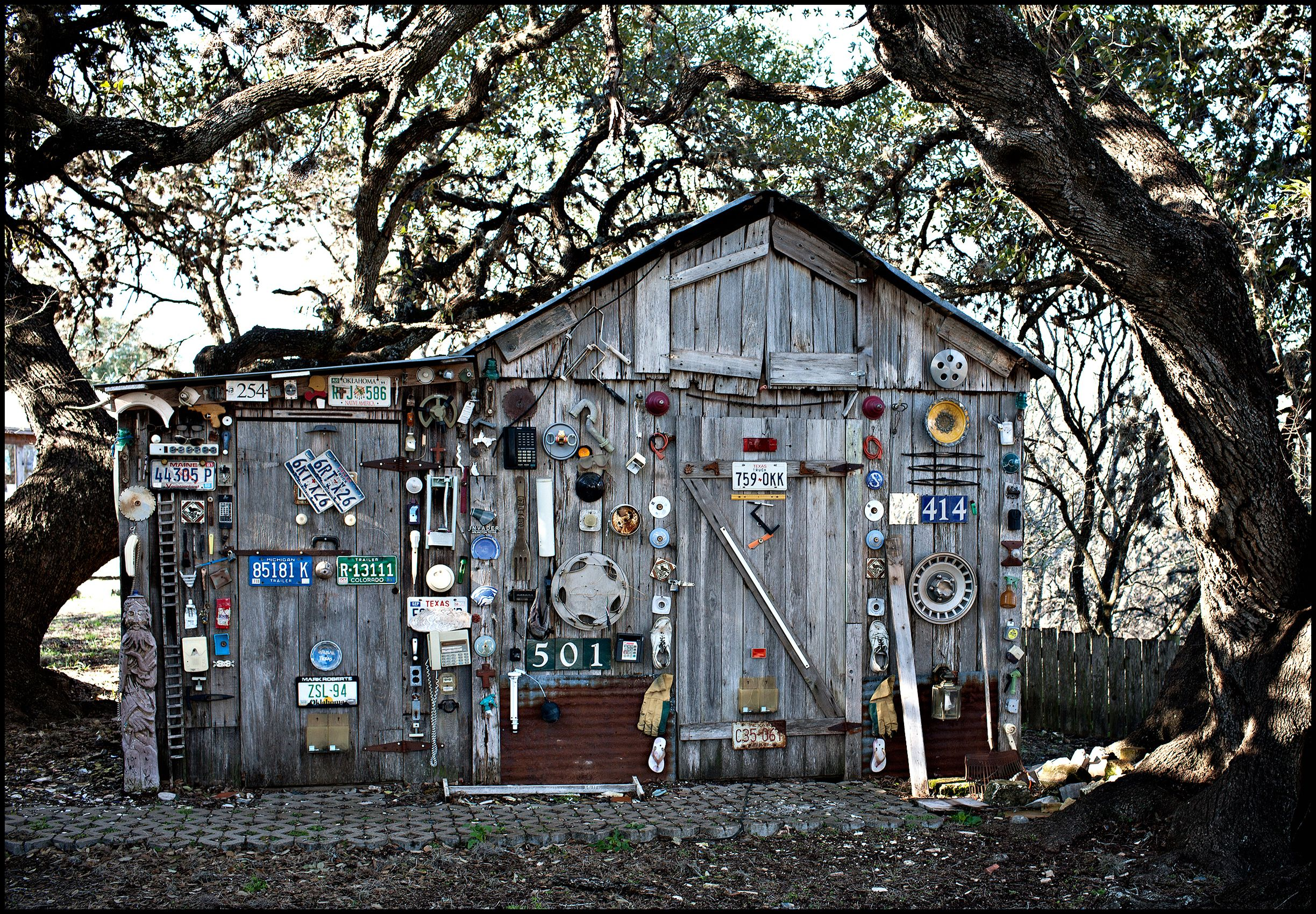 Old Barn - Gruene , TX