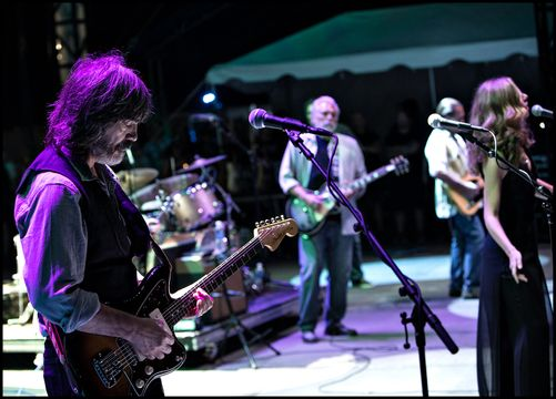 Larry Campbell - Jefferson Airplane Celebration - Lockn' Festival, 9.11.15
