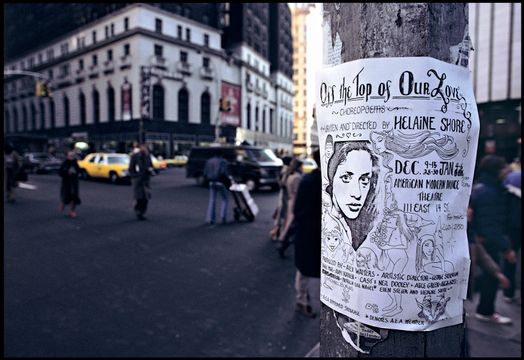 Off the Top  of Our Love - NYC